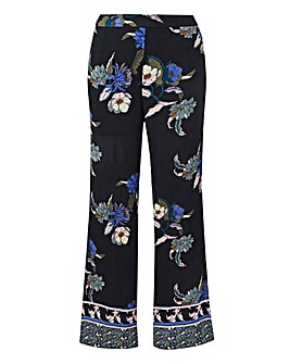 Vero Moda Printed Wide Leg Pants