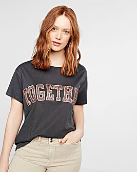 Violeta by Mango T shirt