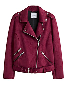 Violeta by Mango Biker Jacket