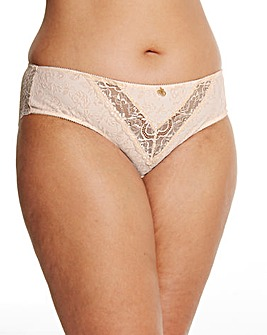 Joe Browns Low Rise Blush Bikini Brief