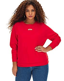 Levi's Relaxed Graphic Crew Neck Sweatshirt