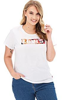 Levi's Floral Logo T-Shirt