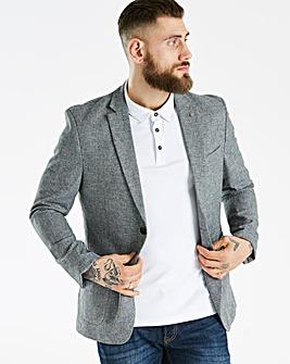 J By Jasper Conran Grey Linen Blazer