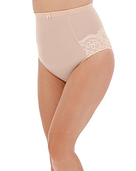 Pretty Secrets Jade Lace Firm Control Brief Blush