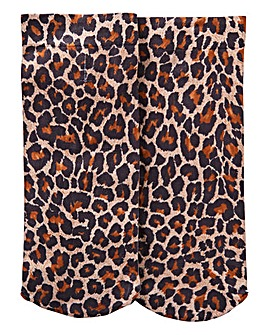 Pretty Secrets 1 Pack Leopard Print Socks