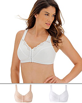 2Pack Sarah Back Support Bras