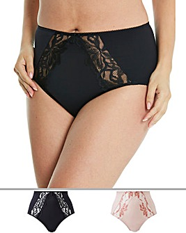 2 Pack Lily Full Fit Brief