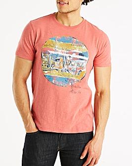 Mantaray Road Trip T-Shirt