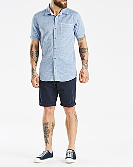 Mantaray Semi Plain Shirt