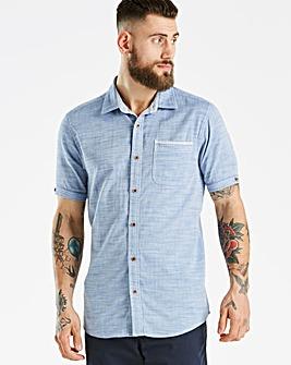Mantaray Semi Plain Shirt
