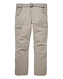 Mantaray Zip Off Cargo Pant