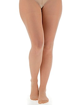 Pretty Secrets 3 Pack Beige 20 Denier Airflow Tights