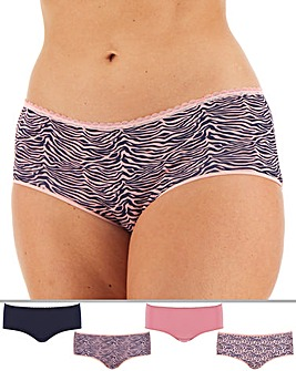 4 Pack Shorts