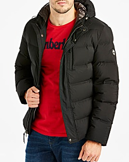 Timberland Black Padded Jacket R