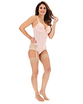 MAGISCULPT No VPL Padded Firm Control Blush Body