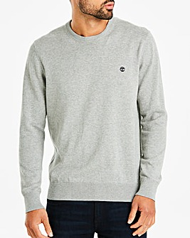 Timberland Grey Heather Jumper R