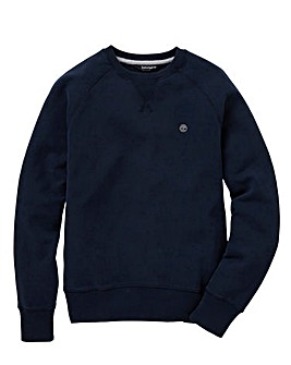 Timberland Dk Sapphire Crew Sweatshirt R