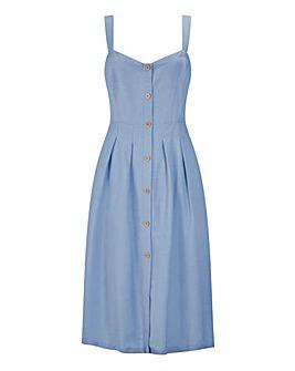 Joe Browns Fabulous New Linen Mix Dress