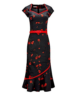 Joe Browns Red Vixen Dress
