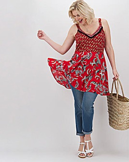 Joe Browns Tassel Tunic