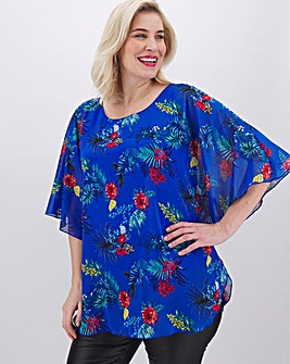 Joe Browns Floaty Floral Tunic