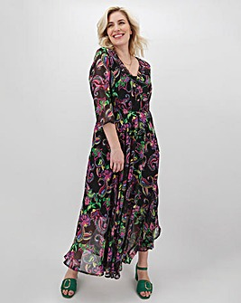 Joe Browns Funky Frill Dress