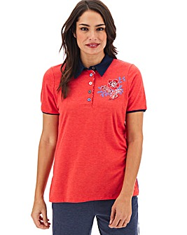 Joe Browns Perfect Polo T-Shirt