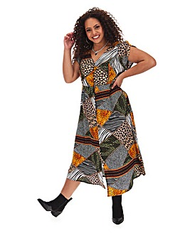 Joe Browns Amazing Animal Print Dress