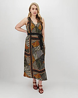 Joe Browns New Reversible Wrap Dress