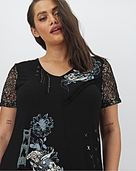 Joe Browns Twilight Lace Tunic
