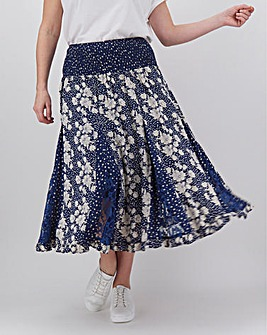 Joe Browns Polka Dot Skirt