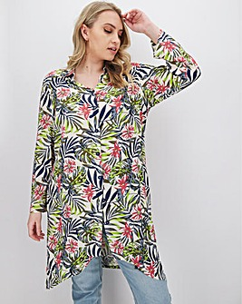 Joe Browns Palm Print Blouse