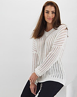 Joe Browns Crochet Tunic