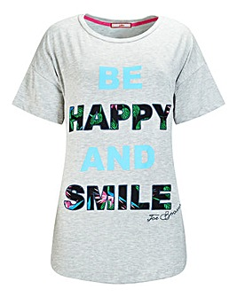 Joe Browns Be Happy T-Shirt