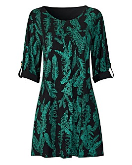 Joe Browns Winter Palm Tunic