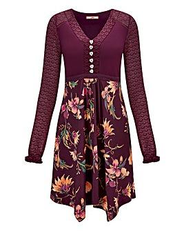Joe Browns Lovely Lace Tunic
