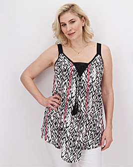 Joe Browns Aztec Camisole