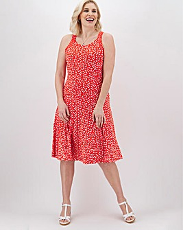 Joe Browns Essential Spot Jersey Dress