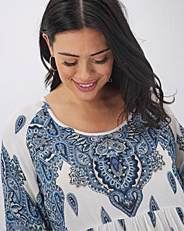 Joe Browns Summer Boho Top