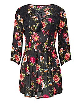 Joe Browns Perfect Floral Tunic