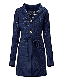 Joe Browns Pointelle Cardigan