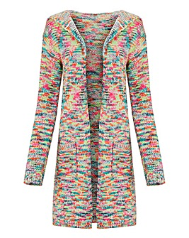Joe Browns Rainbow Longline Cardigan