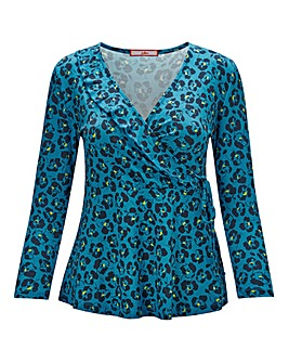 Joe Browns Moonlit Petal Wrap Top