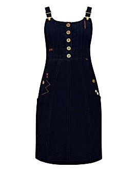 Joe Browns Cord Pinafore Dress