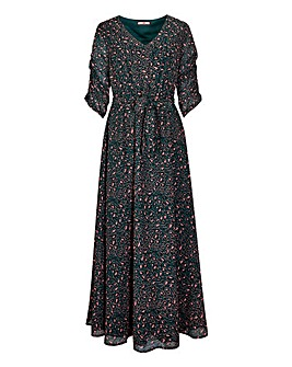 Joe Browns Fabulous Animal Maxi Favorite Dress