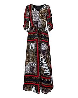 Joe Browns Funky Print Maxi Dress