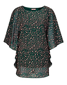 Joe Browns Cape Sleeve Blouse