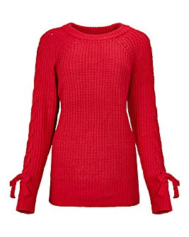 Joe Browns Tape Sleeve Jumper