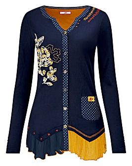 Joe Browns Amazing Applique Top