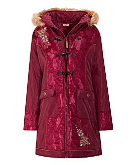 Joe Browns Padded Parka Jacket